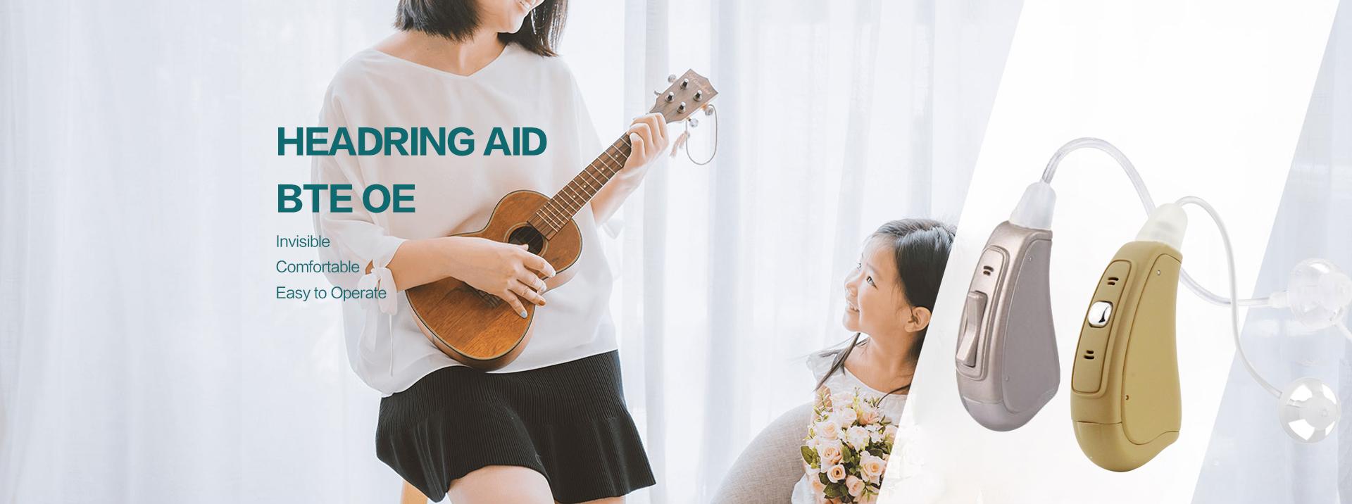 Hearing Aid BTE OE