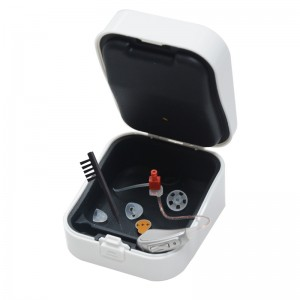 BTE Digital RIC Hearing Aid Open Fit Style